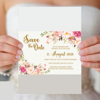 SAVE THE DATE KARTE